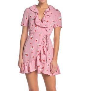 Dresses & Skirts - Brenda floral wrap dress